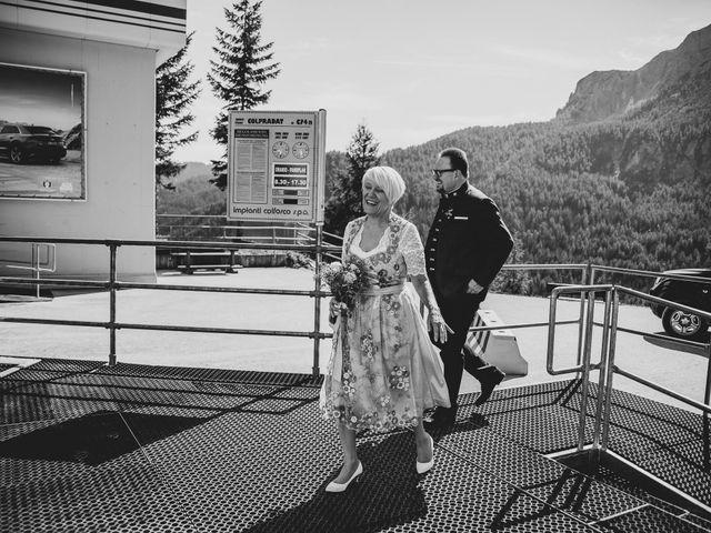 Il matrimonio di Andrea e Anita a Corvara in Badia- Corvara, Bolzano 79