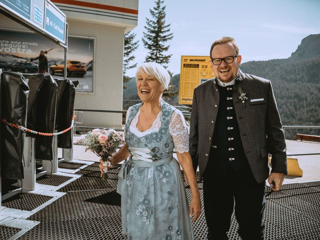 Il matrimonio di Andrea e Anita a Corvara in Badia- Corvara, Bolzano 80
