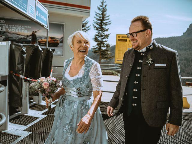 Il matrimonio di Andrea e Anita a Corvara in Badia- Corvara, Bolzano 81