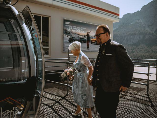 Il matrimonio di Andrea e Anita a Corvara in Badia- Corvara, Bolzano 83