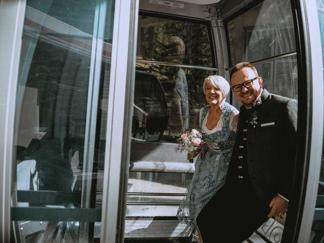 Il matrimonio di Andrea e Anita a Corvara in Badia- Corvara, Bolzano 86