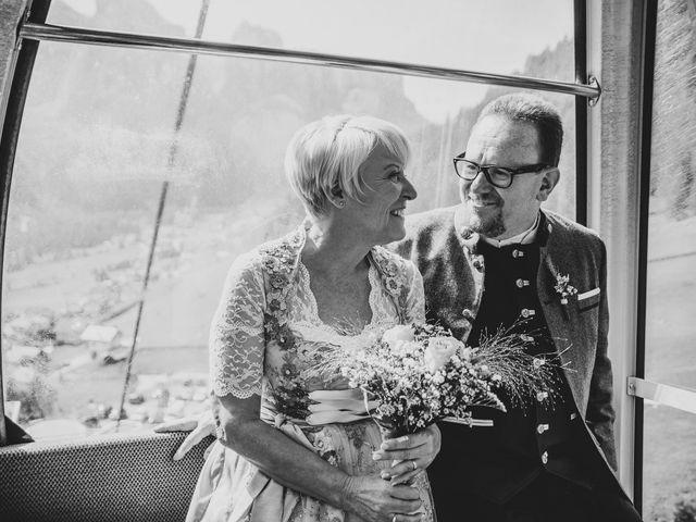 Il matrimonio di Andrea e Anita a Corvara in Badia- Corvara, Bolzano 87