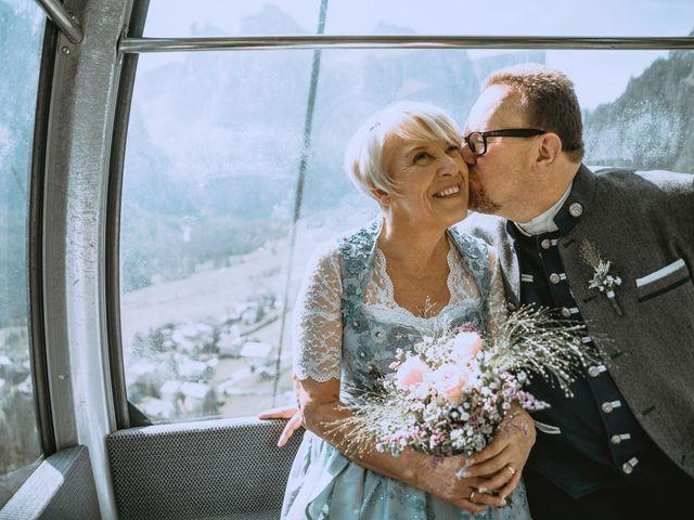 Il matrimonio di Andrea e Anita a Corvara in Badia- Corvara, Bolzano 88