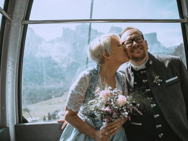 Il matrimonio di Andrea e Anita a Corvara in Badia- Corvara, Bolzano 89