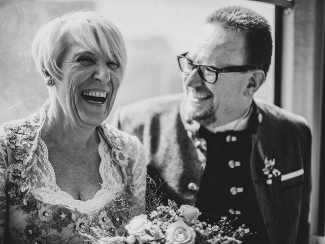 Il matrimonio di Andrea e Anita a Corvara in Badia- Corvara, Bolzano 91