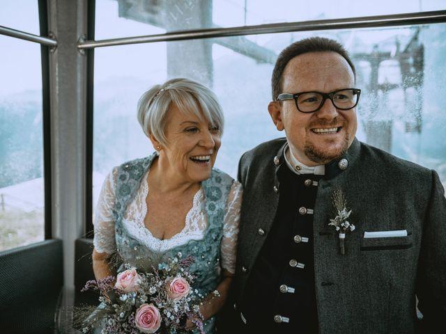 Il matrimonio di Andrea e Anita a Corvara in Badia- Corvara, Bolzano 93