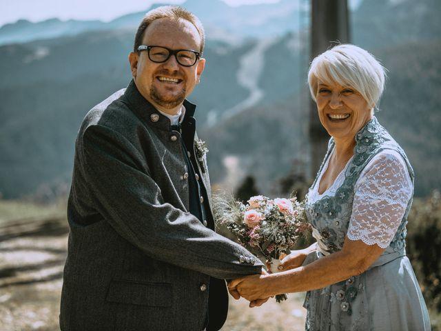 Il matrimonio di Andrea e Anita a Corvara in Badia- Corvara, Bolzano 96