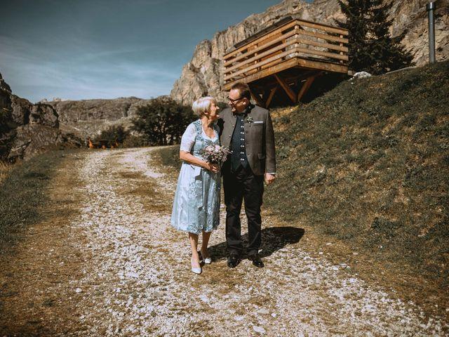 Il matrimonio di Andrea e Anita a Corvara in Badia- Corvara, Bolzano 97