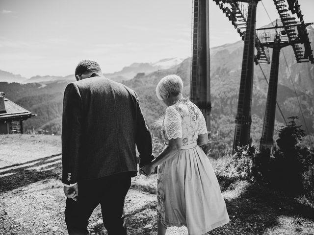 Il matrimonio di Andrea e Anita a Corvara in Badia- Corvara, Bolzano 98