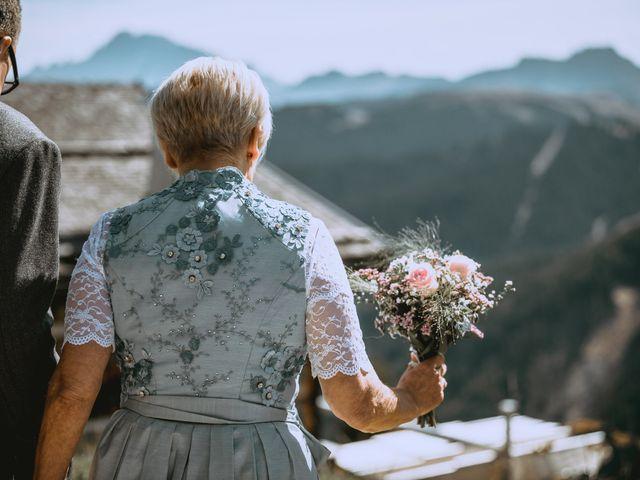 Il matrimonio di Andrea e Anita a Corvara in Badia- Corvara, Bolzano 99