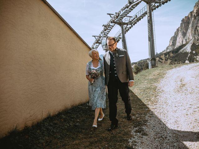 Il matrimonio di Andrea e Anita a Corvara in Badia- Corvara, Bolzano 101