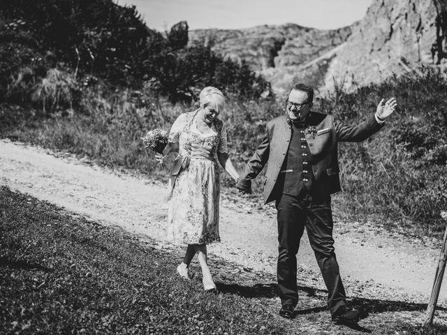 Il matrimonio di Andrea e Anita a Corvara in Badia- Corvara, Bolzano 103