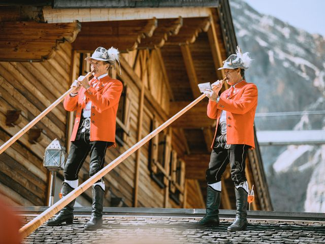 Il matrimonio di Andrea e Anita a Corvara in Badia- Corvara, Bolzano 104