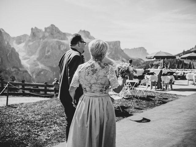 Il matrimonio di Andrea e Anita a Corvara in Badia- Corvara, Bolzano 105