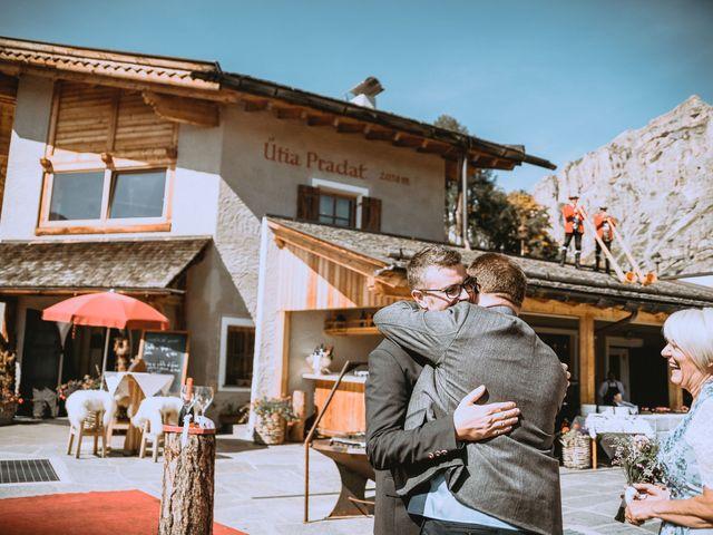 Il matrimonio di Andrea e Anita a Corvara in Badia- Corvara, Bolzano 106