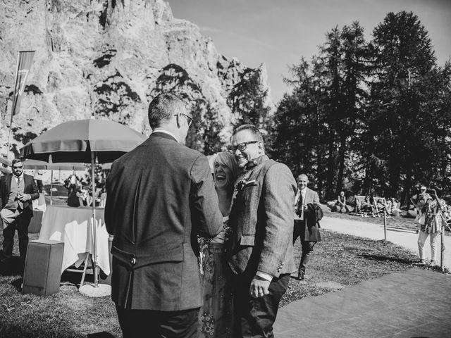 Il matrimonio di Andrea e Anita a Corvara in Badia- Corvara, Bolzano 109