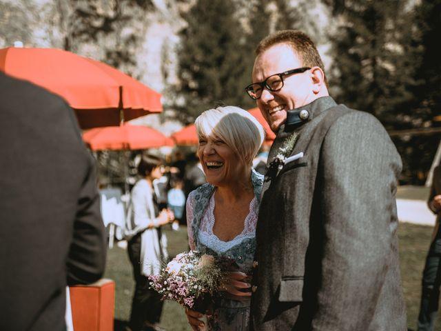 Il matrimonio di Andrea e Anita a Corvara in Badia- Corvara, Bolzano 110