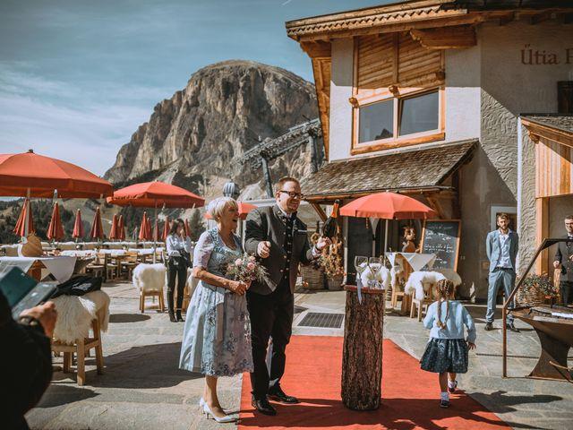 Il matrimonio di Andrea e Anita a Corvara in Badia- Corvara, Bolzano 112