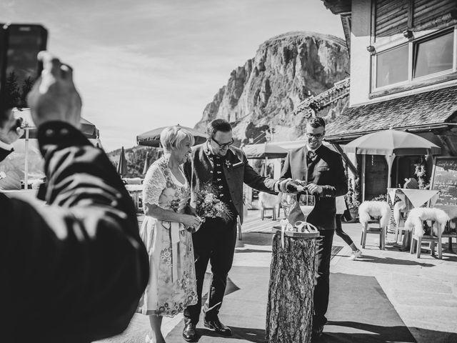 Il matrimonio di Andrea e Anita a Corvara in Badia- Corvara, Bolzano 113