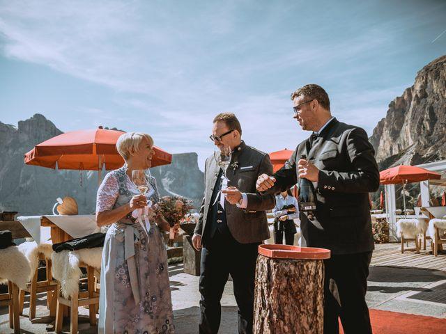 Il matrimonio di Andrea e Anita a Corvara in Badia- Corvara, Bolzano 114