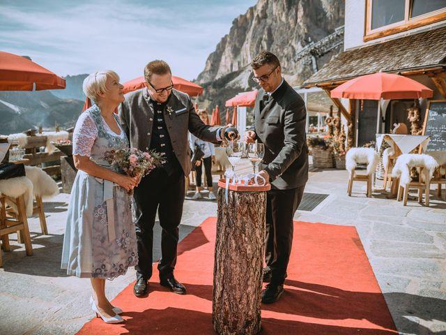Il matrimonio di Andrea e Anita a Corvara in Badia- Corvara, Bolzano 115