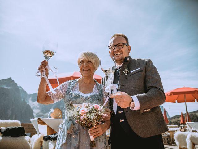 Il matrimonio di Andrea e Anita a Corvara in Badia- Corvara, Bolzano 116