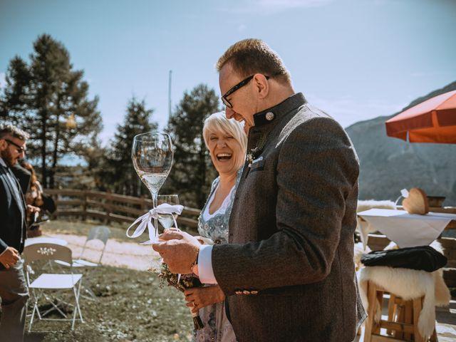 Il matrimonio di Andrea e Anita a Corvara in Badia- Corvara, Bolzano 117