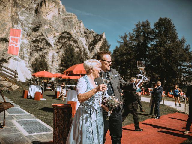 Il matrimonio di Andrea e Anita a Corvara in Badia- Corvara, Bolzano 118