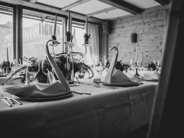 Il matrimonio di Andrea e Anita a Corvara in Badia- Corvara, Bolzano 148