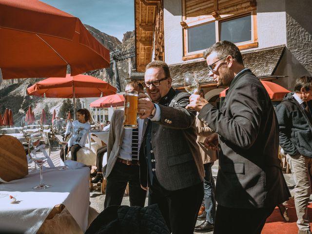 Il matrimonio di Andrea e Anita a Corvara in Badia- Corvara, Bolzano 150