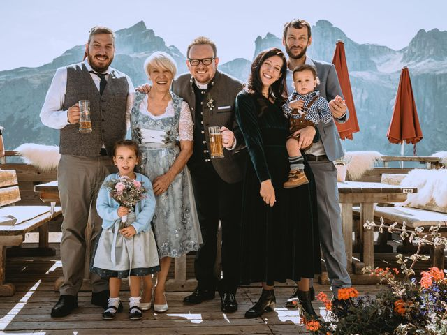 Il matrimonio di Andrea e Anita a Corvara in Badia- Corvara, Bolzano 152