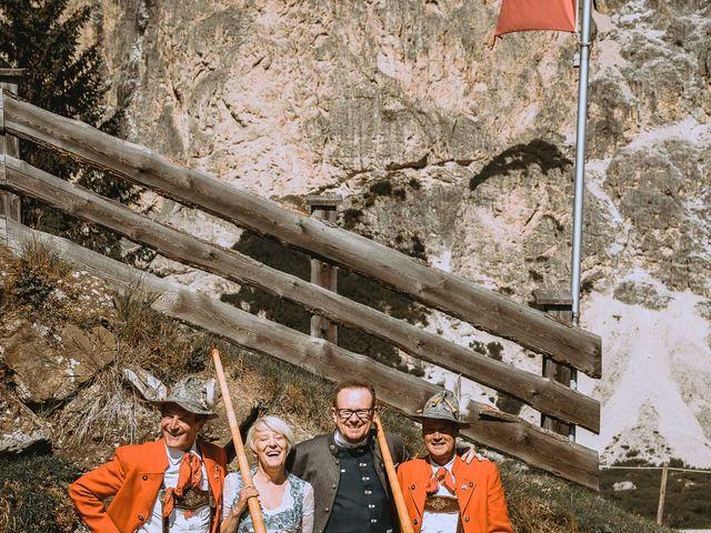 Il matrimonio di Andrea e Anita a Corvara in Badia- Corvara, Bolzano 154