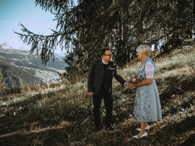 Il matrimonio di Andrea e Anita a Corvara in Badia- Corvara, Bolzano 160