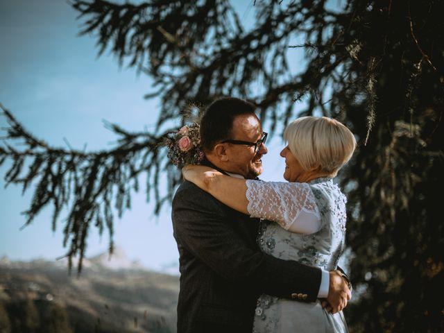 Il matrimonio di Andrea e Anita a Corvara in Badia- Corvara, Bolzano 170