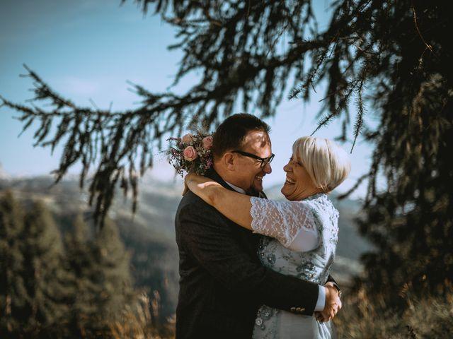Il matrimonio di Andrea e Anita a Corvara in Badia- Corvara, Bolzano 171