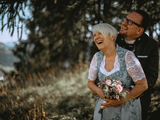 Il matrimonio di Andrea e Anita a Corvara in Badia- Corvara, Bolzano 179