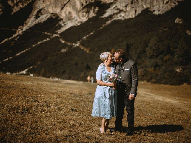Il matrimonio di Andrea e Anita a Corvara in Badia- Corvara, Bolzano 191