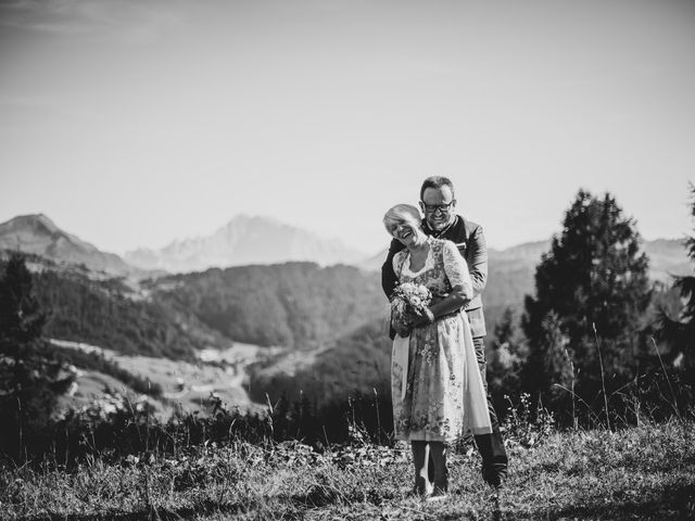 Il matrimonio di Andrea e Anita a Corvara in Badia- Corvara, Bolzano 193