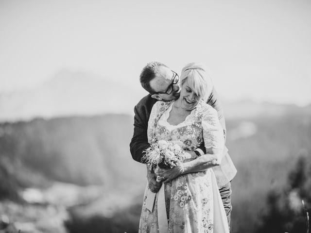 Il matrimonio di Andrea e Anita a Corvara in Badia- Corvara, Bolzano 197