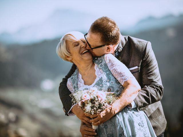 Il matrimonio di Andrea e Anita a Corvara in Badia- Corvara, Bolzano 198