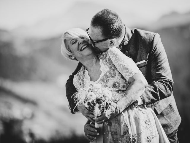 Il matrimonio di Andrea e Anita a Corvara in Badia- Corvara, Bolzano 199
