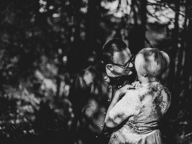 Il matrimonio di Andrea e Anita a Corvara in Badia- Corvara, Bolzano 208