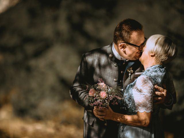 Il matrimonio di Andrea e Anita a Corvara in Badia- Corvara, Bolzano 217