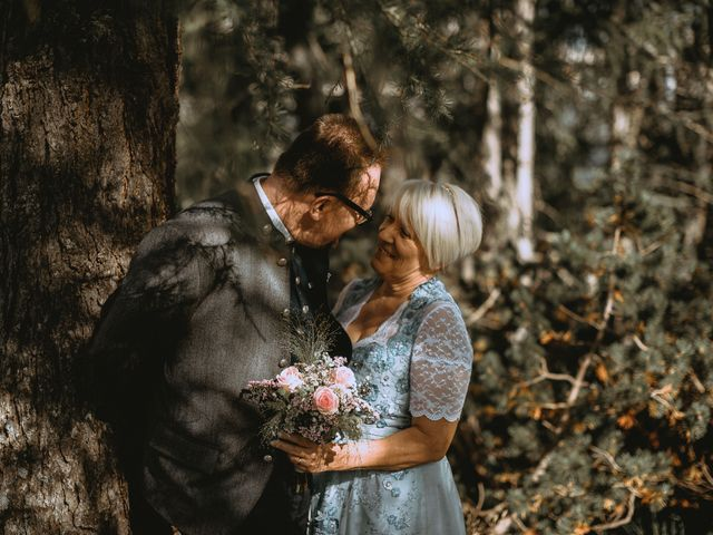 Il matrimonio di Andrea e Anita a Corvara in Badia- Corvara, Bolzano 223