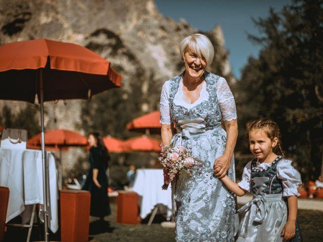 Il matrimonio di Andrea e Anita a Corvara in Badia- Corvara, Bolzano 239