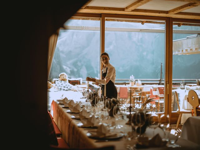 Il matrimonio di Andrea e Anita a Corvara in Badia- Corvara, Bolzano 241