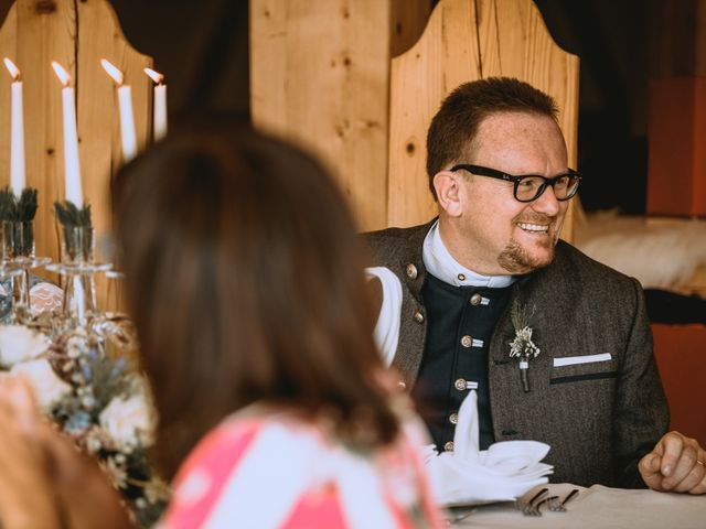 Il matrimonio di Andrea e Anita a Corvara in Badia- Corvara, Bolzano 248