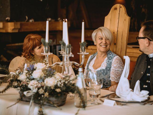 Il matrimonio di Andrea e Anita a Corvara in Badia- Corvara, Bolzano 249