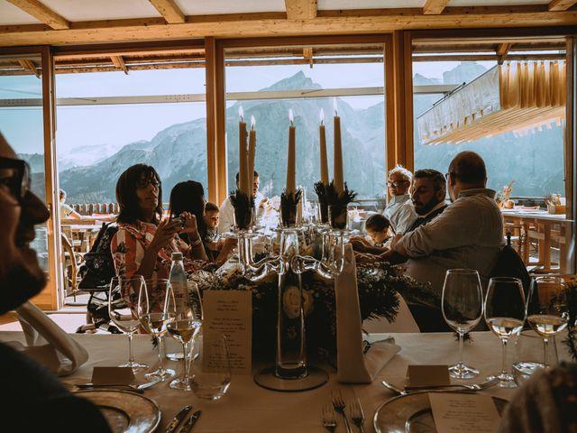 Il matrimonio di Andrea e Anita a Corvara in Badia- Corvara, Bolzano 252