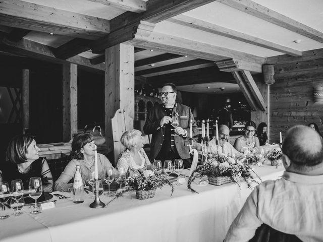 Il matrimonio di Andrea e Anita a Corvara in Badia- Corvara, Bolzano 253